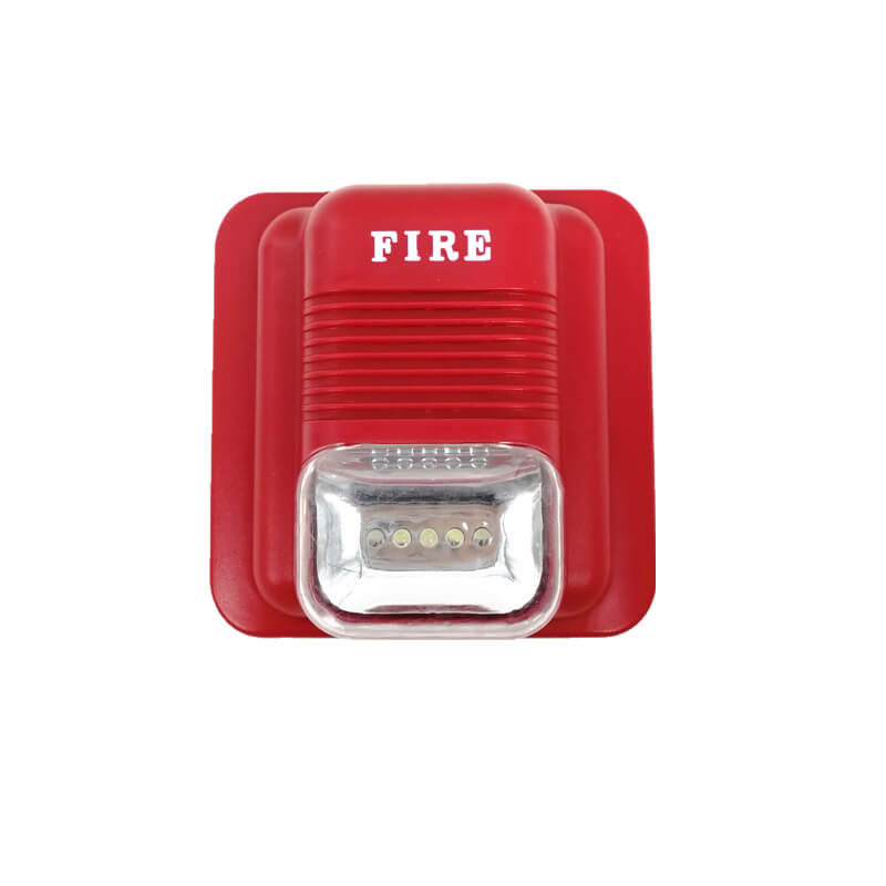 FA-410 FIRE SIREN WITH LIGHT