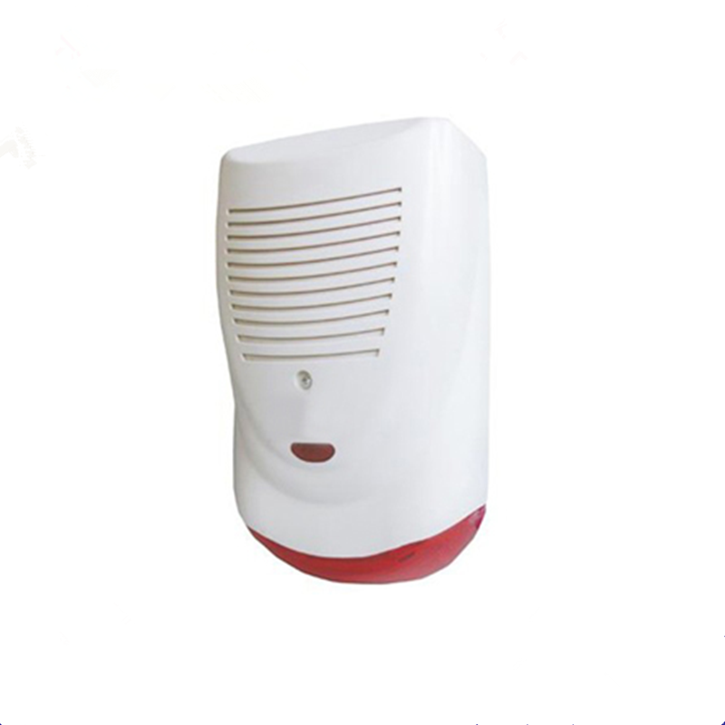 SL-400 OUTDOOR SIREN WITH LIGHT