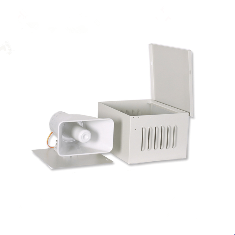 HC-S58T ELECTRONIC SIREN WITH METAL BOX