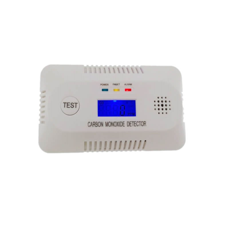 LCD Display Carbon Monoxide Detector CO-230
